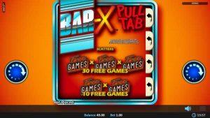 Realistic Games Adds Bar-X™ Pull Tab Via ELECTROCOIN