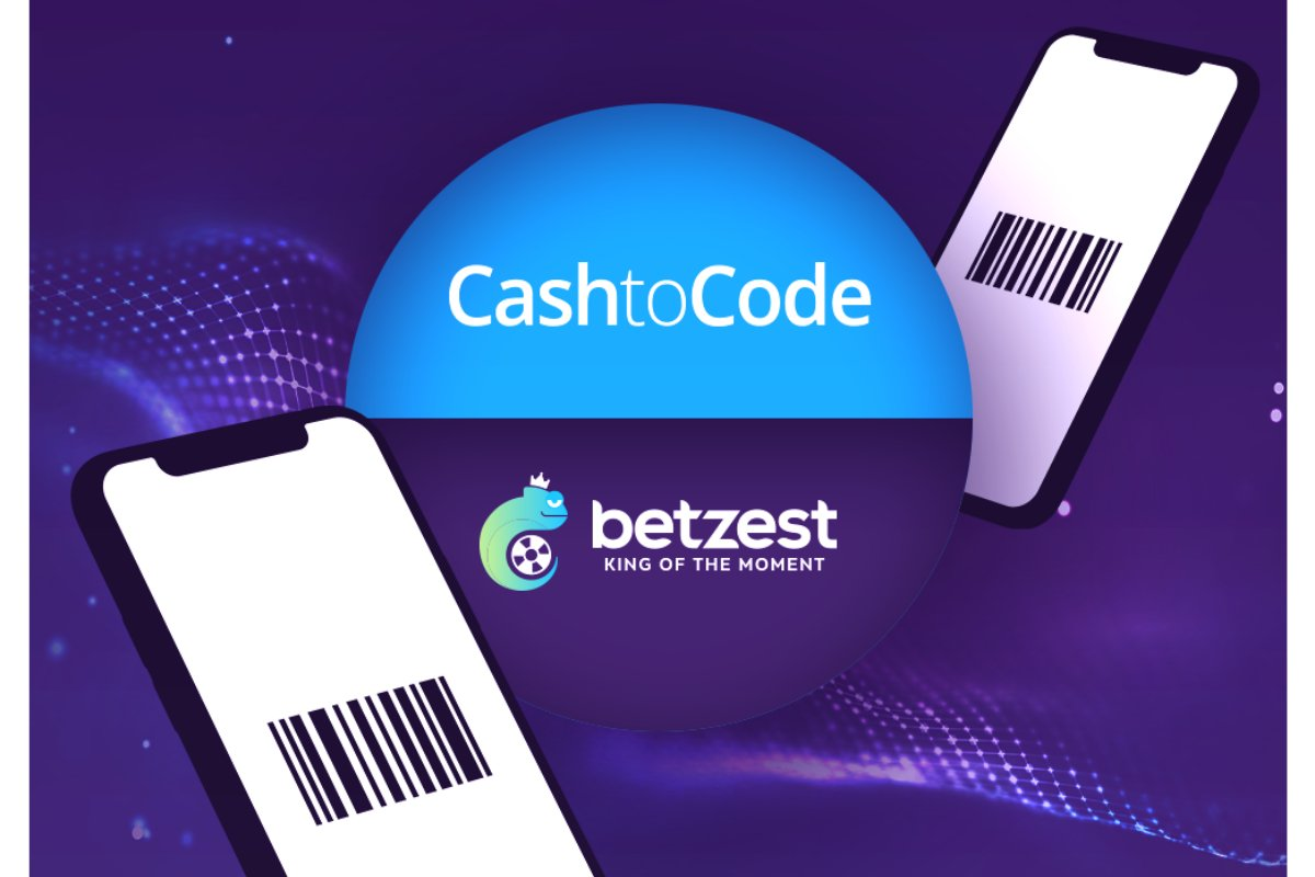 Betzest™ Links-up With Leading Payment Provider CashtoCode
