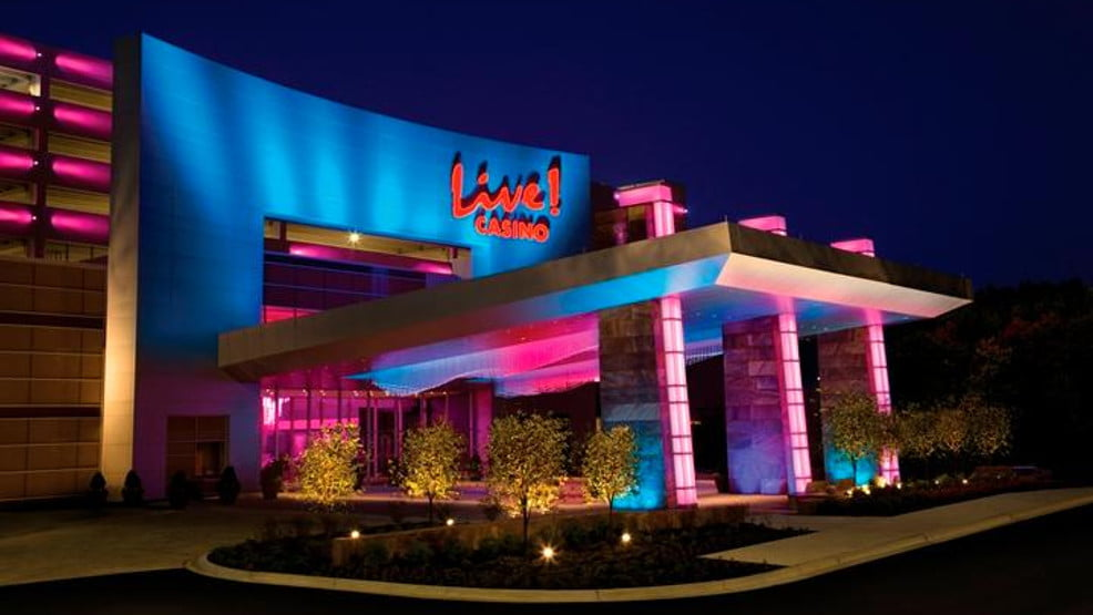 Maryland Casinos Begin To Reopen Following COVID Closure