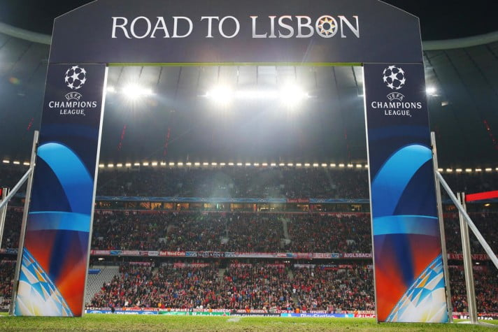 UEFA To Host 'Final Eight' To Complete 2019/20 Champions League