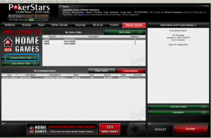 PokerStars Gives Home Games An over Haul For Mobiles