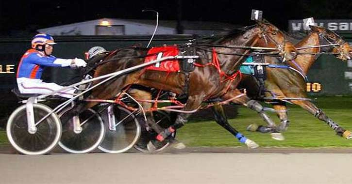Saratoga Welcomes Back Harness Racing But Not Spectators