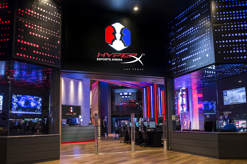 HyperX Esports Reopens As Elsewhere Workers Test COVID-19 Positive