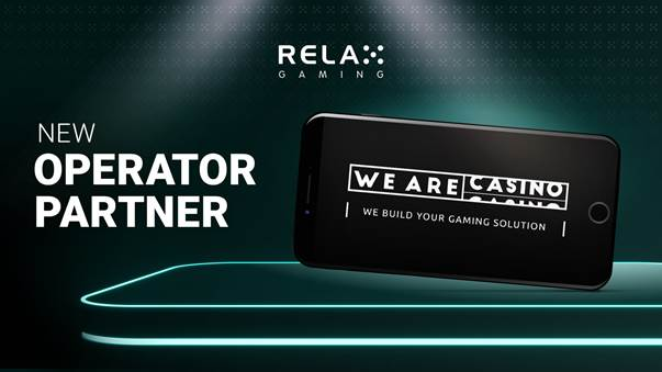 Relax Gaming Inks WeAreCasino Integration Agreement