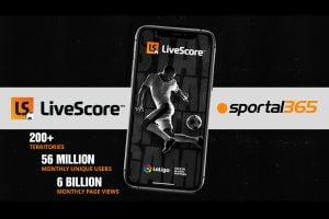 Sportal 365 Secures New LiveScore Partnership To Enhance Content