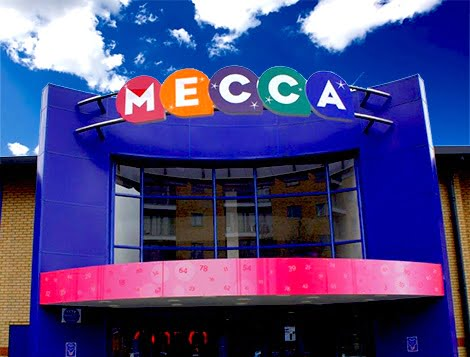Rank To Phase Reopenings Of Mecca Bingo on July 4