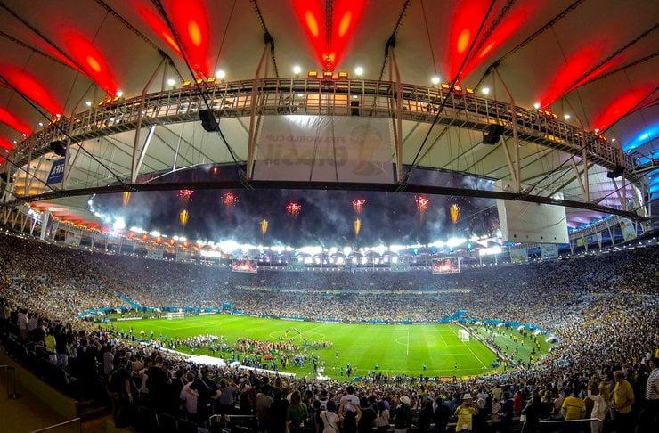 Rio de Janeiro Govt. Grant Football Return Approval
