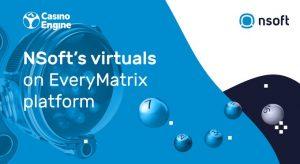 NSoft Virtuals Now Accessible On EveryMatrix CasinoEngine