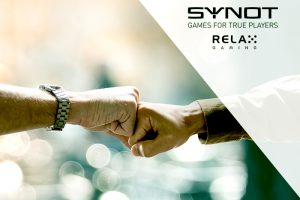 Relax Gaming Adds Synot Games To Powered By Distribution Programme