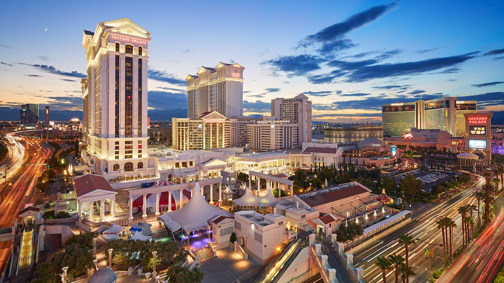 Vici Properties Grants $400m Secured By Caesars Forum Convention Center