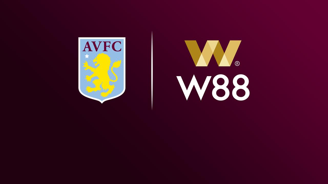 Aston Villa Announce Termination Of W88 Sponsorship