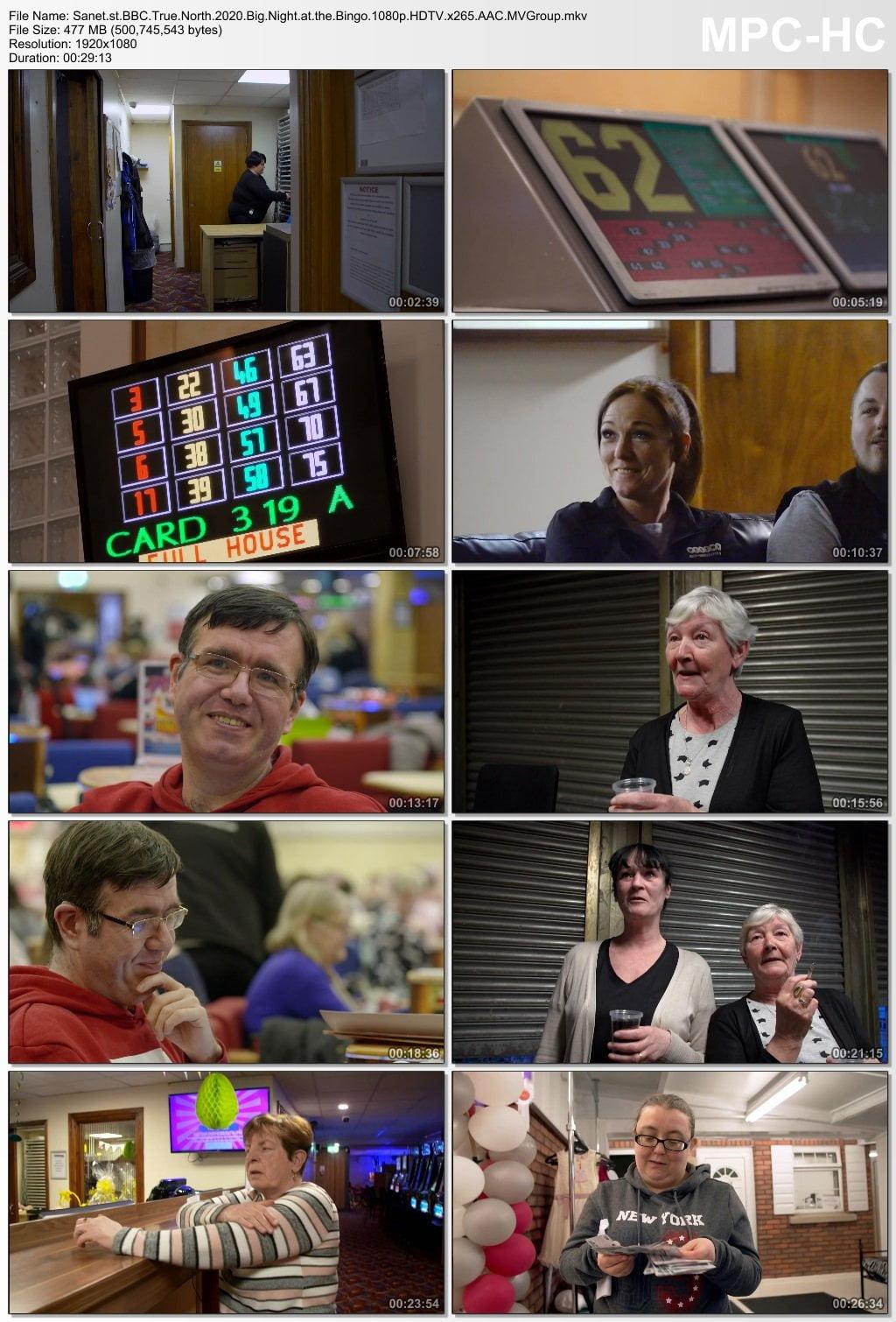 BBC Adds 'True North-Big Night At The Bingo' Documentary To iPlayer