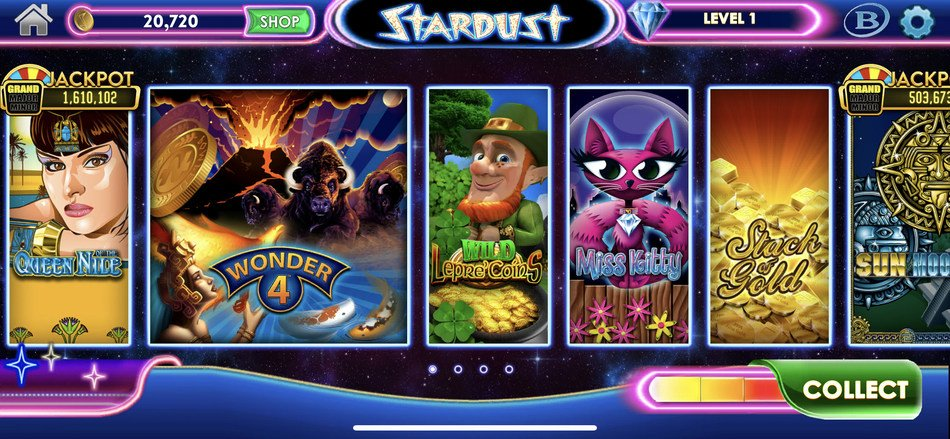 Boyd Gaming Relaunch Stardust On Mobile Gaming App