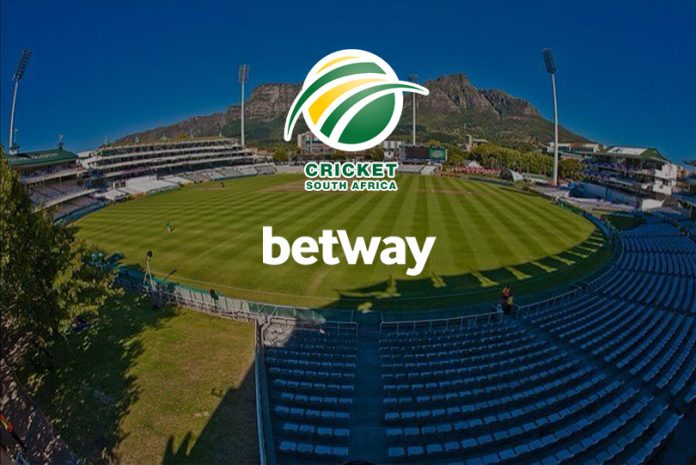 Betway Sponsorship Rescues Cricket South Africa