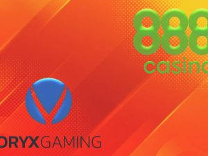 888 Holdings Signs Content Deal With Oryx Gaming