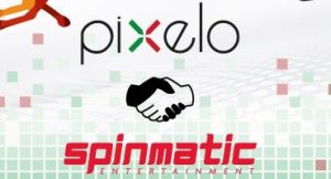 Spinmatic Partners With Platform Provider Pixelo