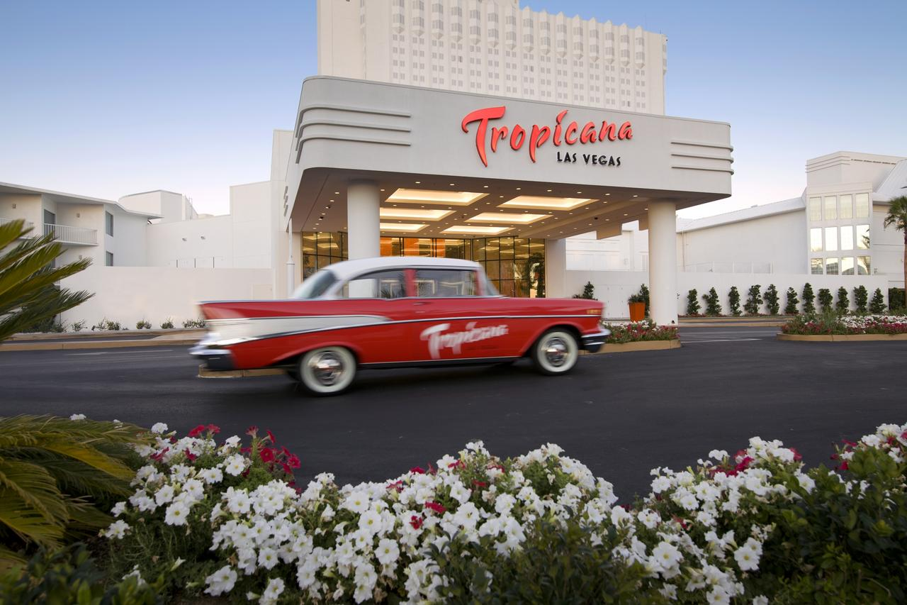 Gaming & Leisure Looking To Sell Las Vegas Tropicana
