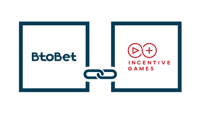 BtoBet Signs Content Agreement with Incentive Games