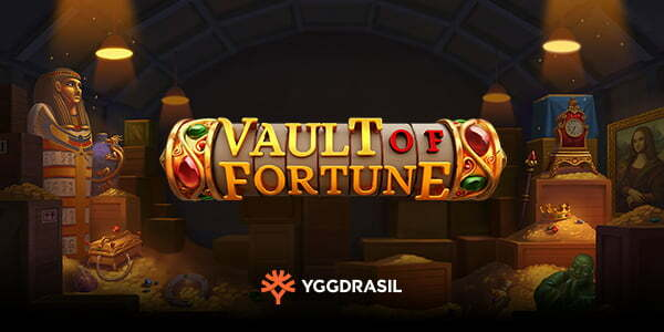 Yggdrasil Surprise Players With New Vault of Fortune Slot