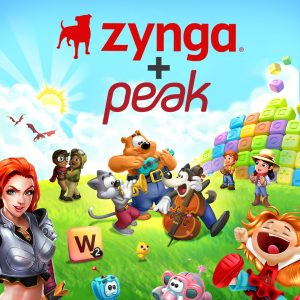 Zynga Completes Acquisition Of Peak