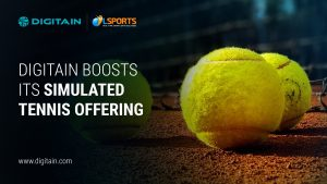 Digitain Improves Virtual Tennis Offering With LSports Link-Up