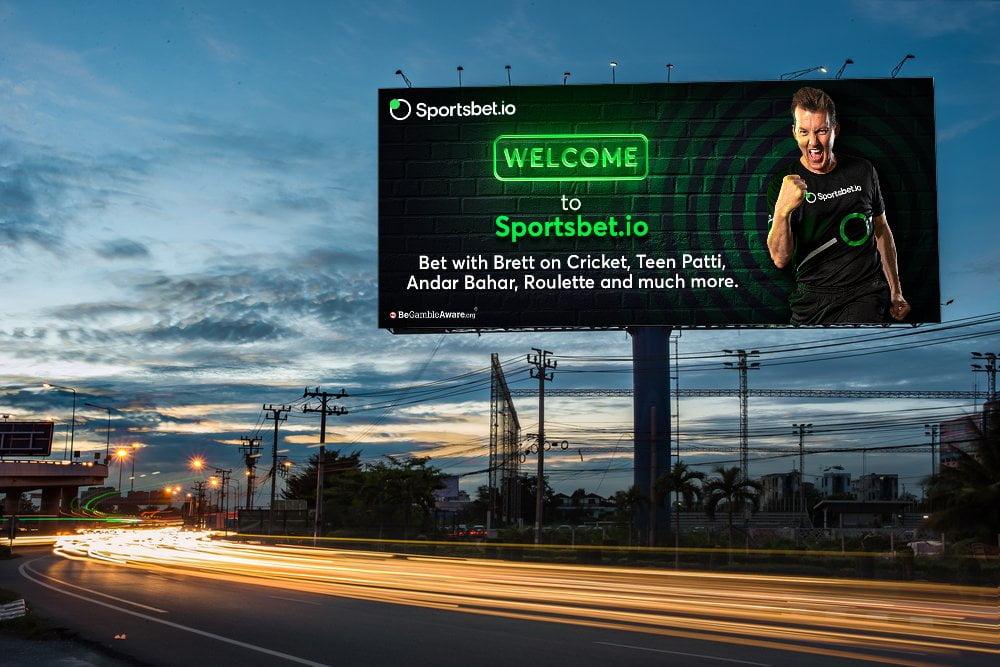 Sportsbet.io Names Aussie Cricketer Brett Lee As Brand Ambassador