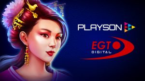Playson Inks Agreement With EGT Digital