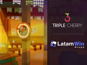 Triple Cherry Goes Live With Grupo LatamWin