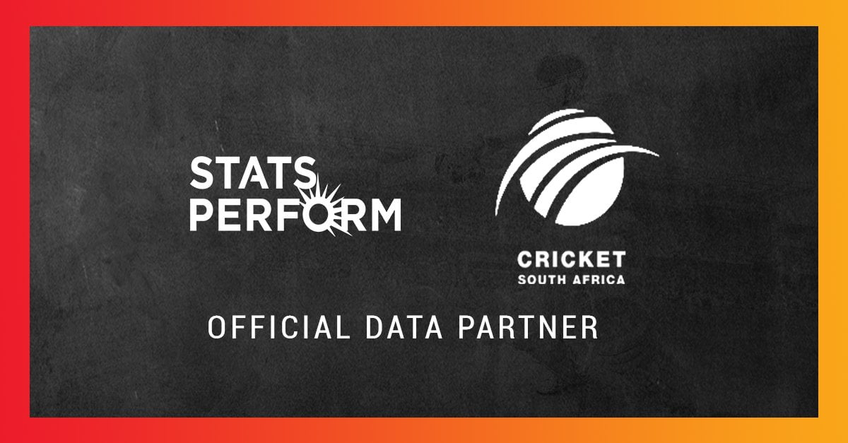 Stats Perform Appointed Official Data Partner Of CSA
