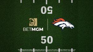 Denver Broncos Deepen Gaming Industry Ties With BetMGM