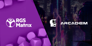 EveryMatrix Unveil Arcadam As First RGS Matrix Client