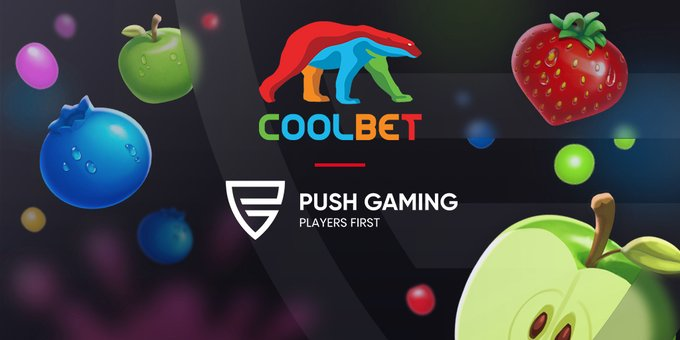 Push Gaming Continue Nordic Push With Coolbet Partnership