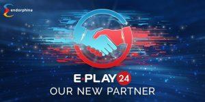 Endorphina Confirms Italian Partnership With E-Play24