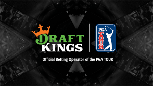 DraftKings Appointed Official PGA TOUR Betting Operator