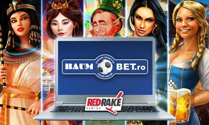 Red Rake Enhances European Distribution Through Baumbet