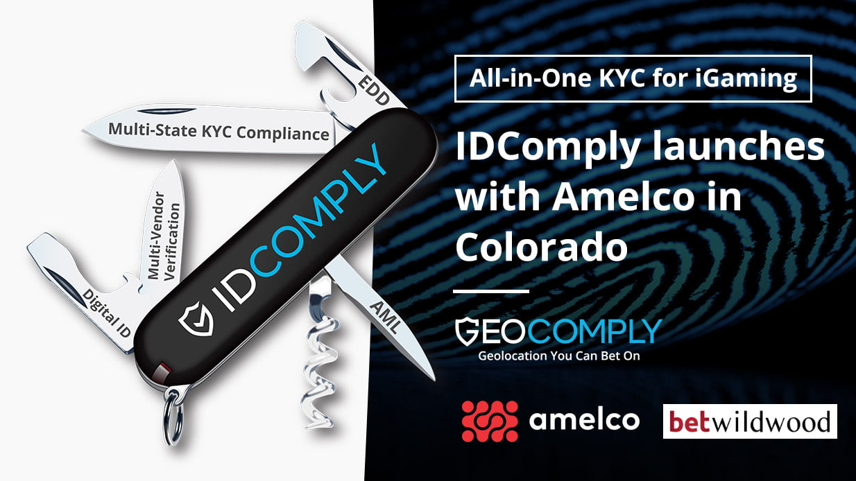 GeoComply, Amelco and ISI Race & Sports Link-up To Integrate IDComply In Colorado