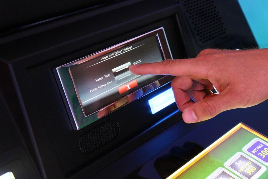 Ellis Island And Konami Laud Marker Trax's Cashless Casino Markers