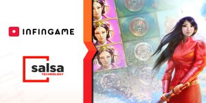 Salsa Technology Signs InfinGame Content Exchange Deal