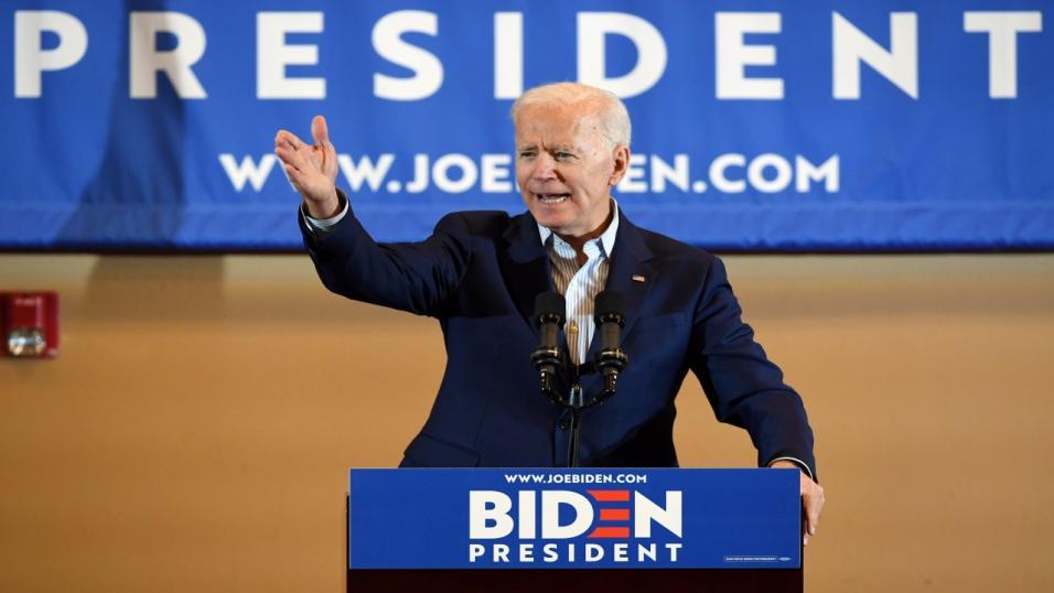 Betfair Report Joe Biden Favours 8/11 Winning US 2020 Election
