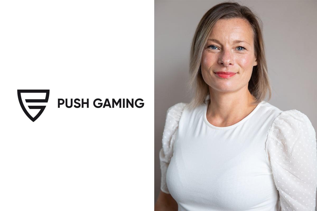 Push Gaming Name Nicola Longmuir As CCO