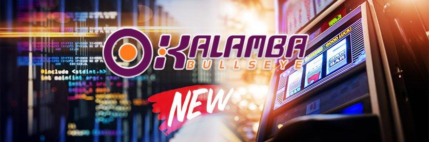 Kalamba Games Release New Brand Bullseye