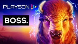 Boss Gaming Increae iGaming Offering Integrating Playson Slot Portfolio