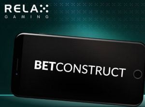 Relax Gaming Partners With BetConstruct