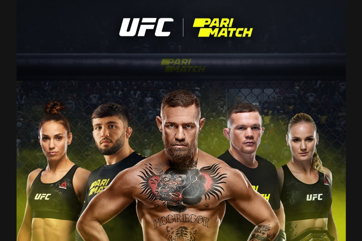 Parimatch Extends UFC Agreement Until End Of 2021