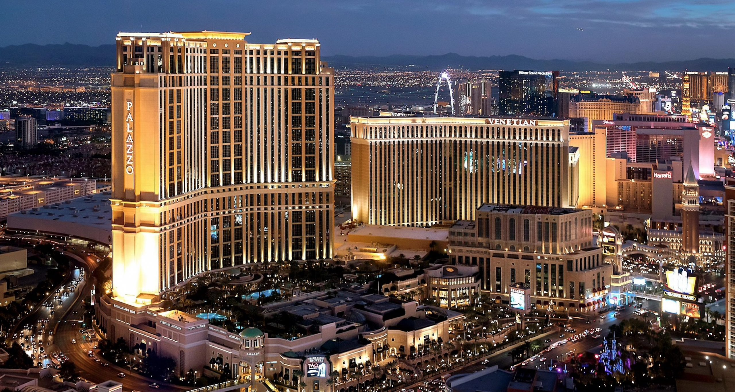 Las Vegas Sands Positioned For Future Expansion