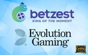 Betzest Expands Offerings With Evolution Partnership