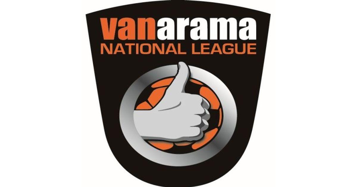 LV BET CEO Celebrates  Return Of Vanarama National League
