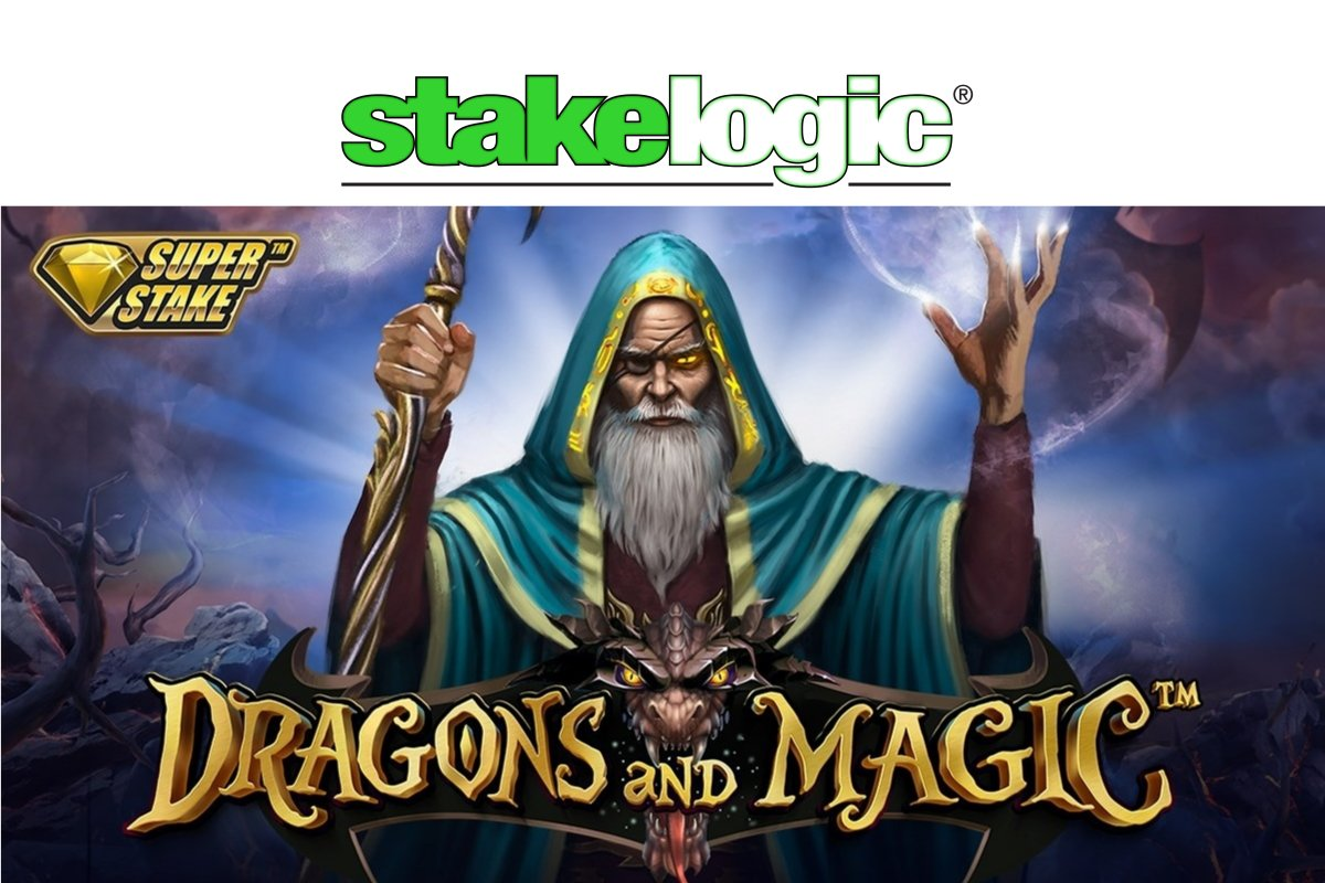 Stakelogic Launch Dragons And Magic Slot