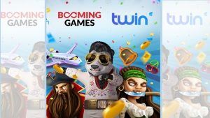 Booming Games Forms Slot Deal With Twin