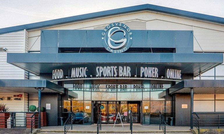 Grosvenor Casinos To Reopen 44 English Venues